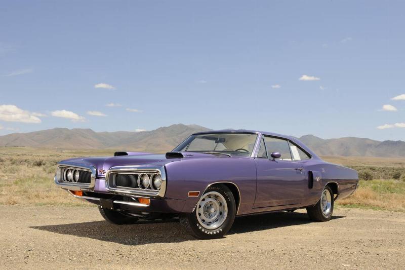 Dodge Coronet Hemi RT 1970