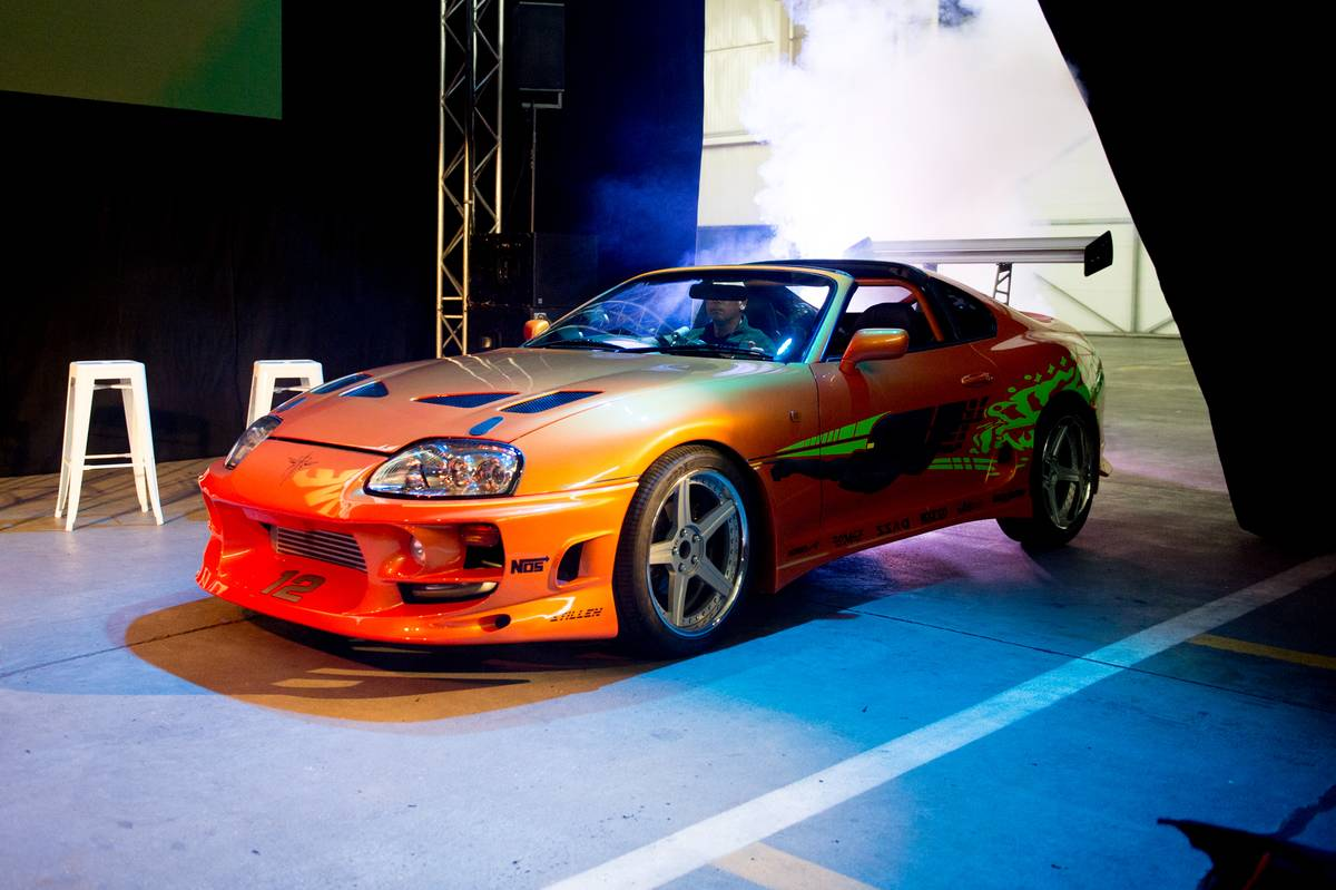 'Fast & Furious Live' Media Launch Day Event