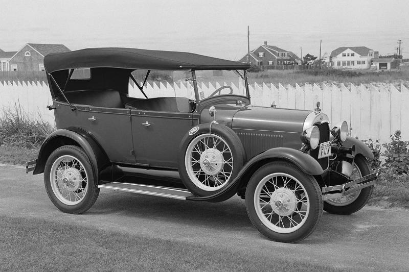 1928-1931 Ford Model A