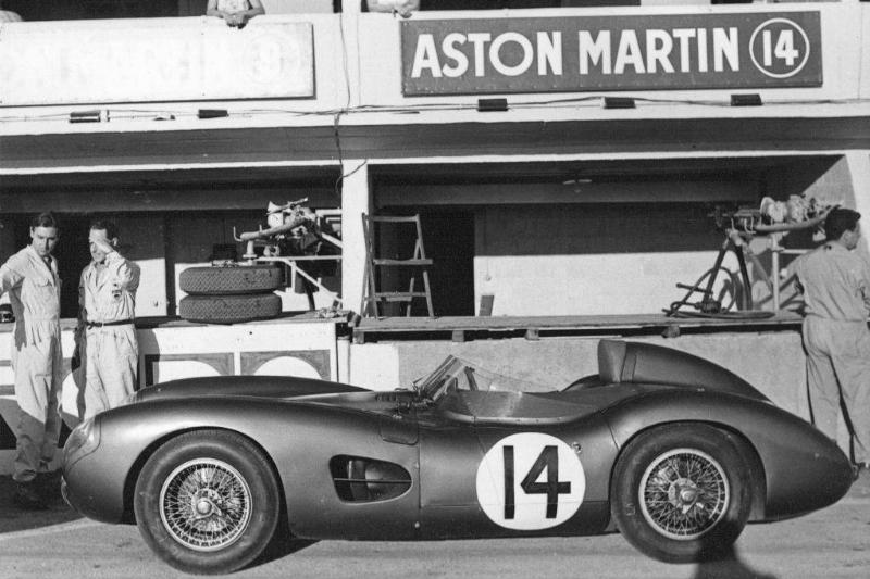 1956 Aston Martin DBR1 - $22,550,000