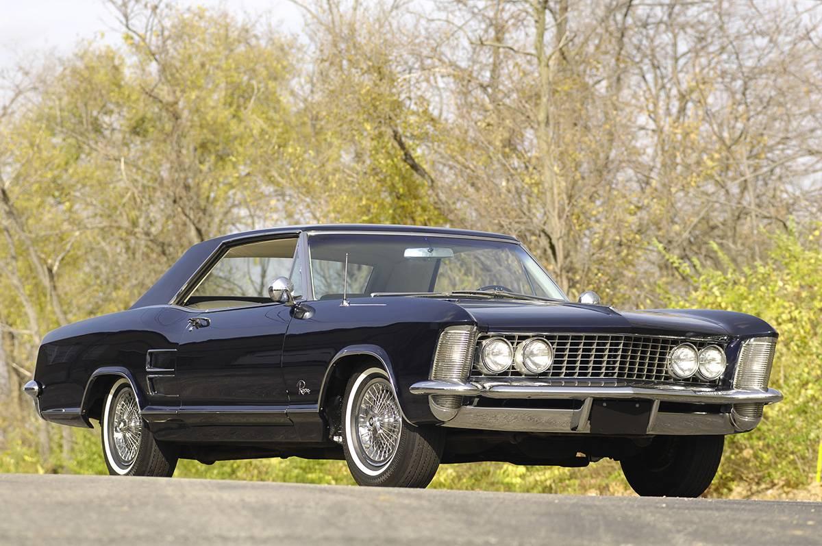 1963-1965 Buick Riviera