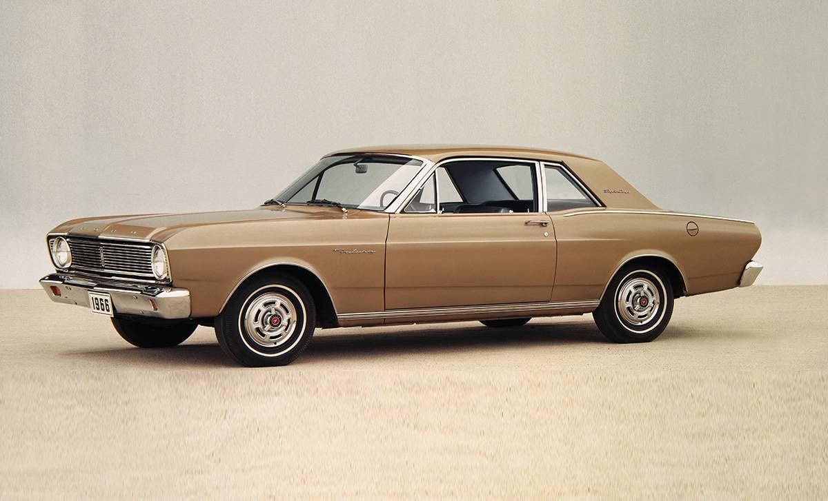 1964-1965 Ford Falcon Futura Sprint