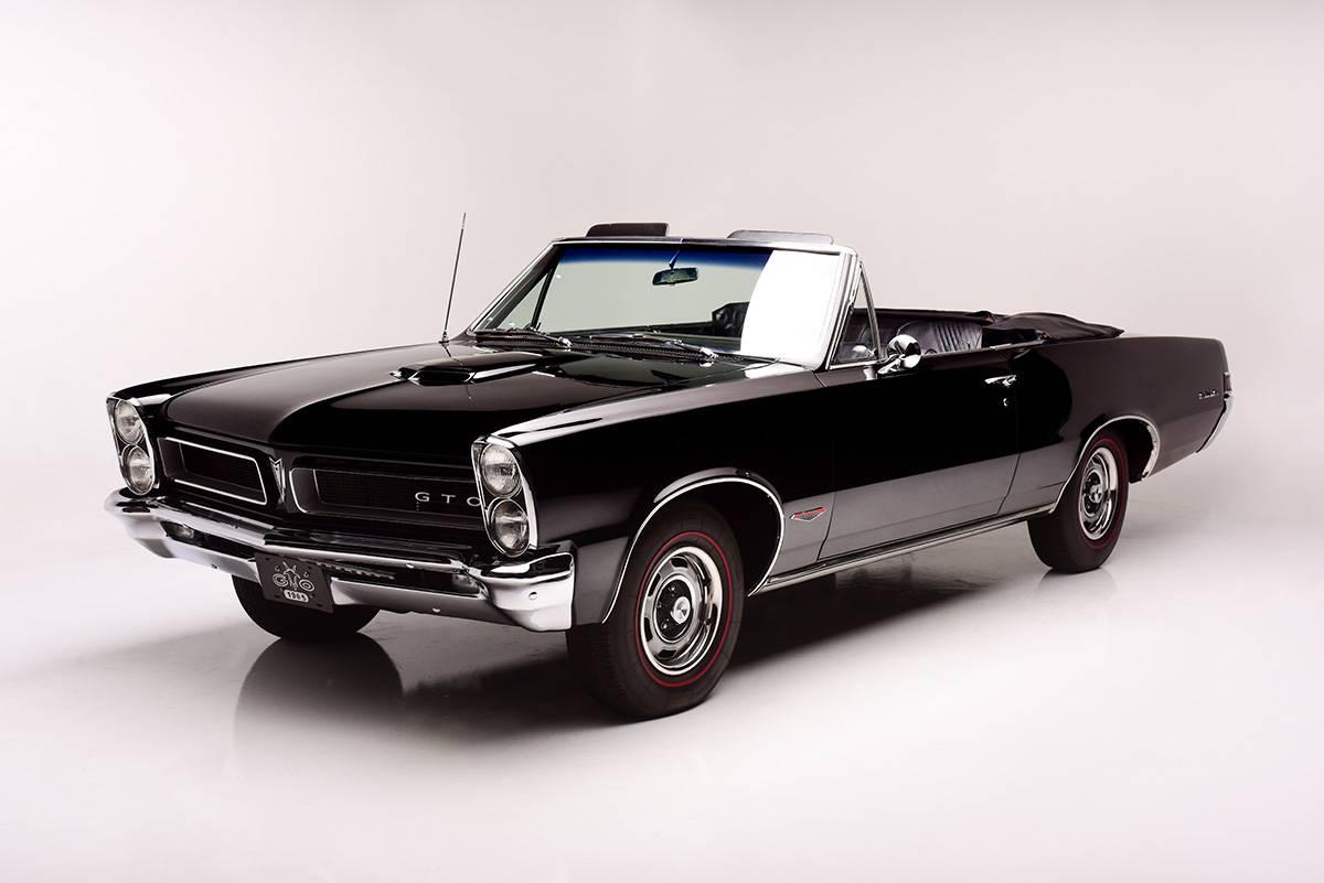 1964-1970 Pontiac GTO