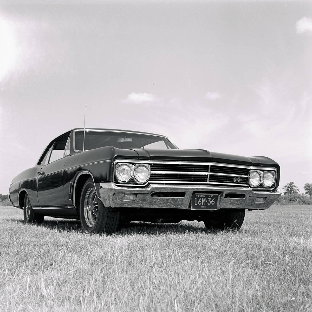 1965-1970 Buick Gran Sport
