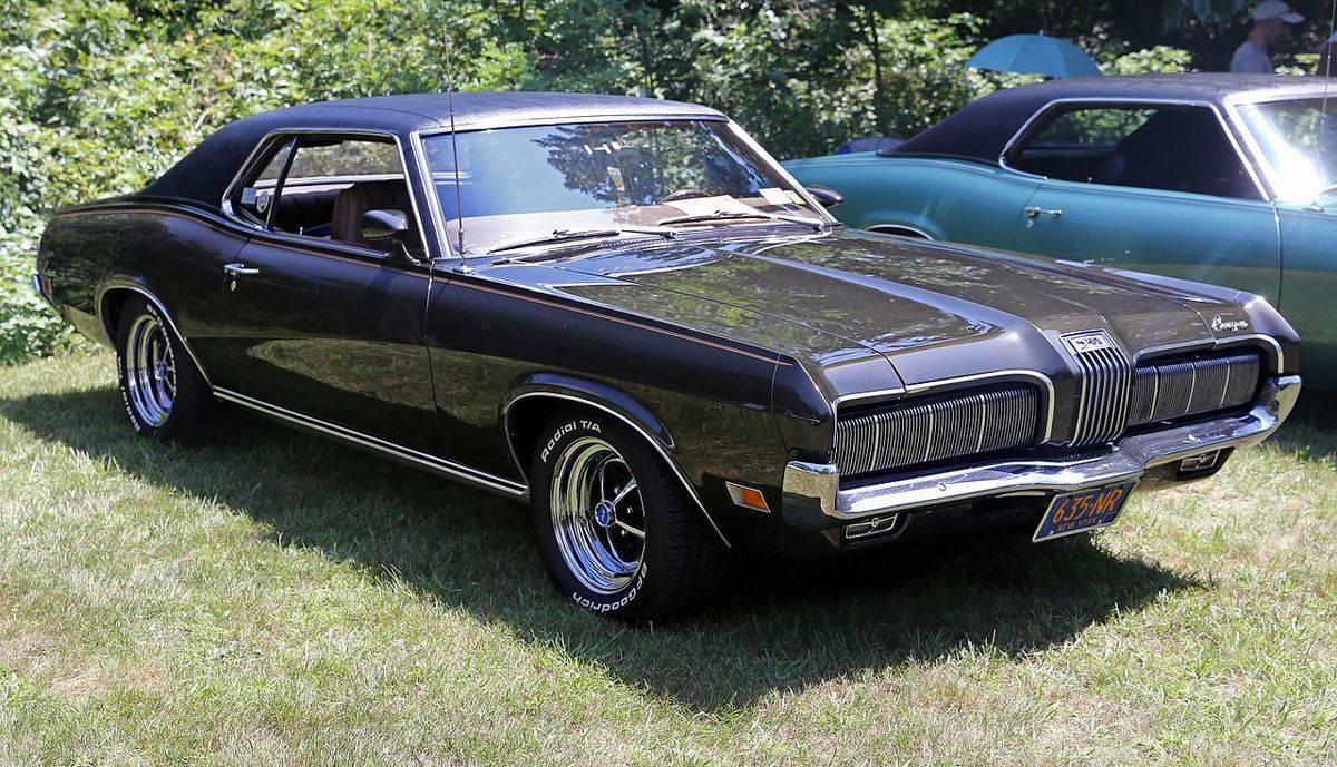 1967-1970 Mercury Cougar