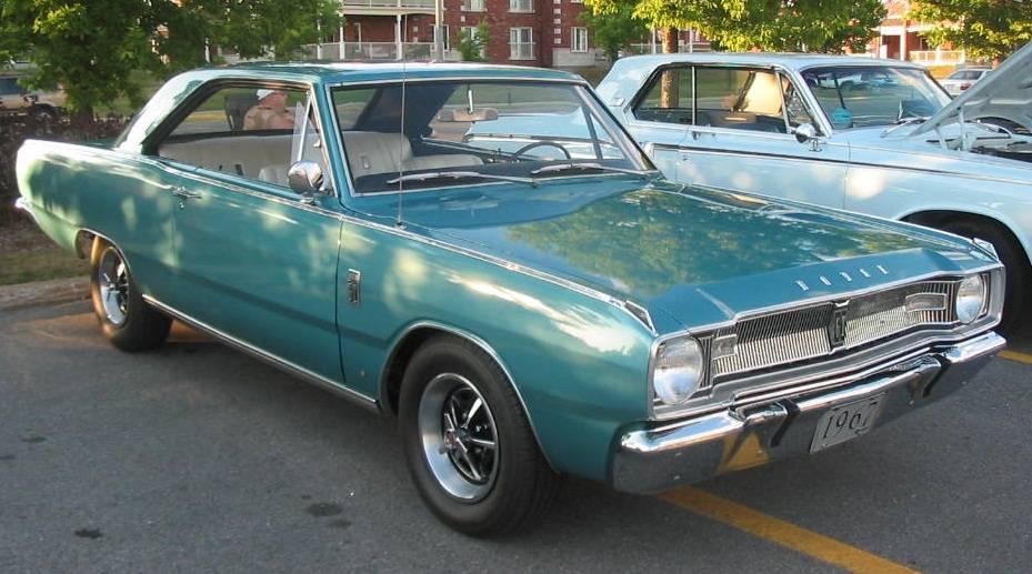 1967-1976 Dodge Dart