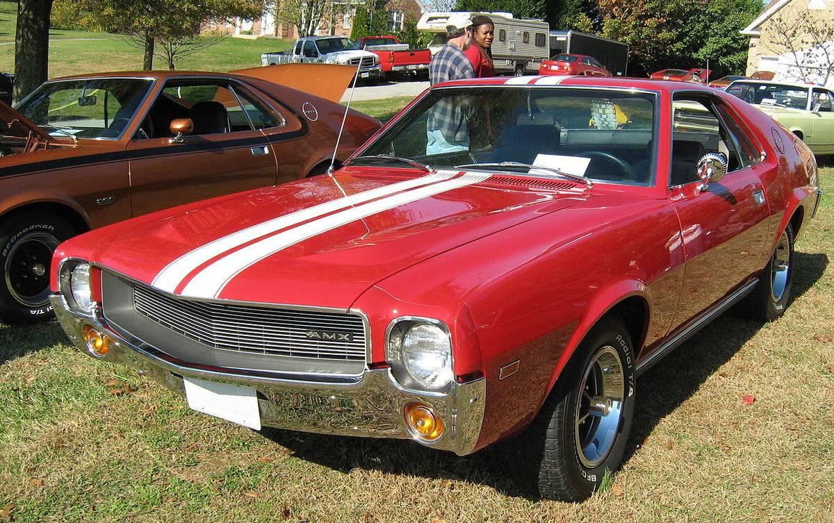 1968-1970 AMC AMX