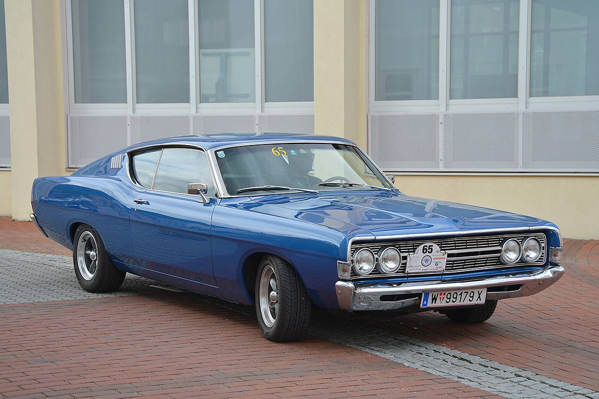 1968 -1974 Ford Torino