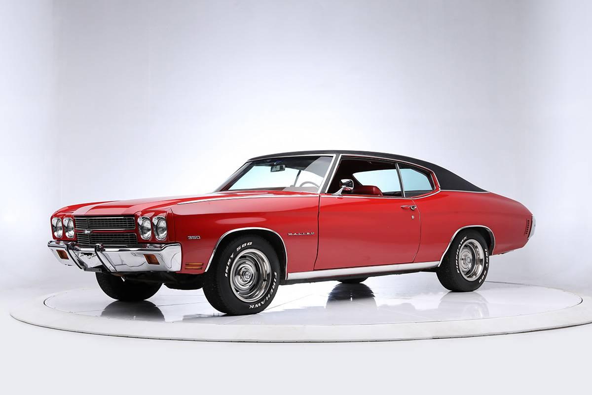 1970-1972 Chevrolet Chevelle