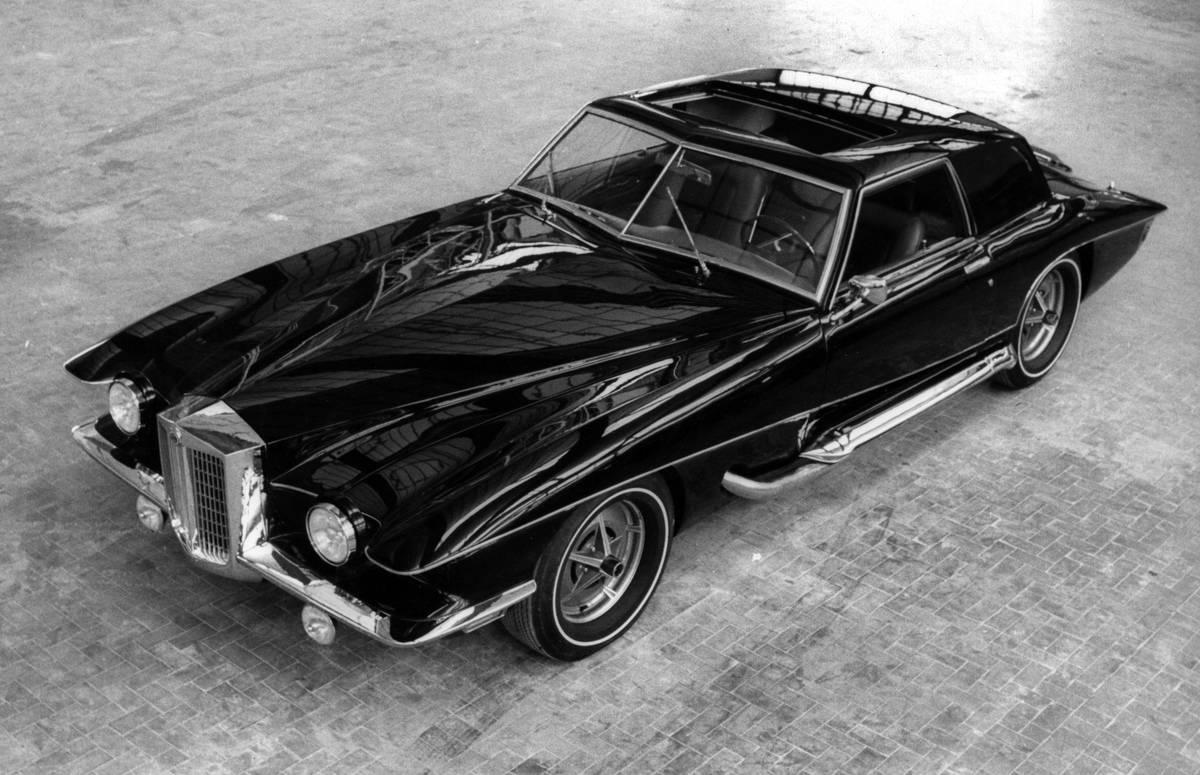 1970 Stutz Blackhawk. Creator: Unknown.