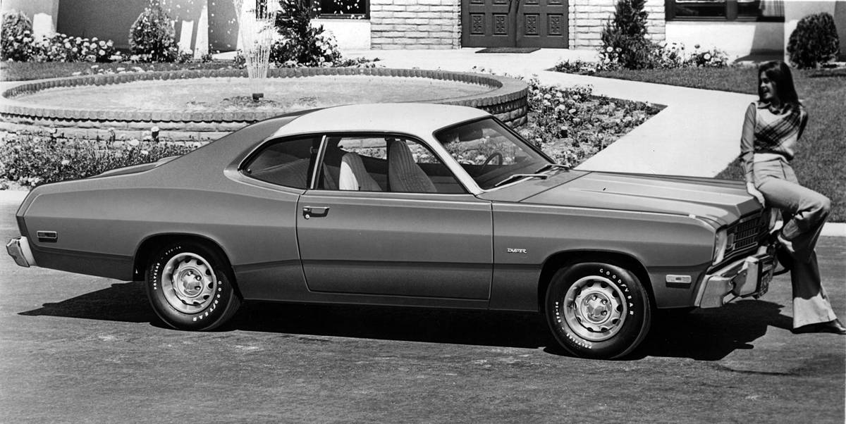 1974 Plymouth Valiant Duster