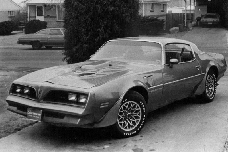 1977-1981 Pontiac Firebird
