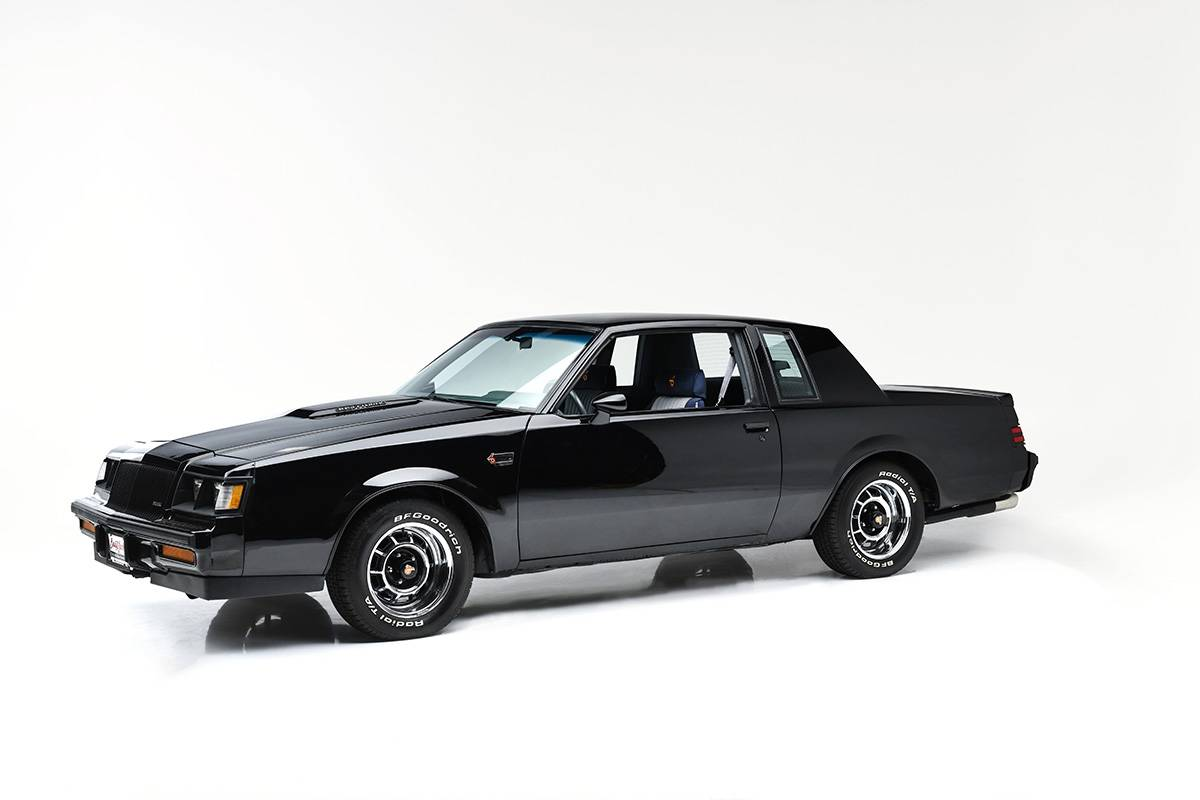 1982-1987 Buick Grand National/GNX