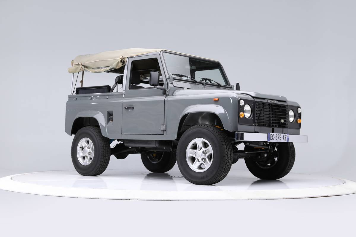 1991 Land Rover Defender