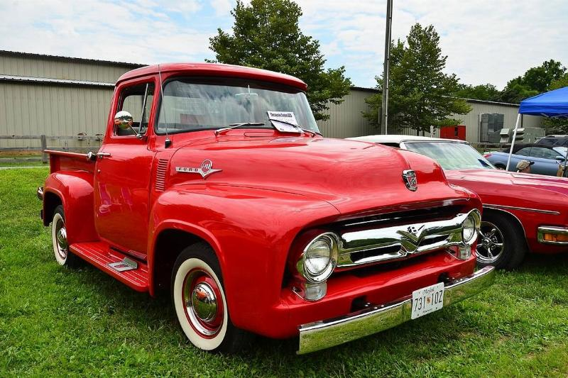 Ford F-Series (2nd Generation)