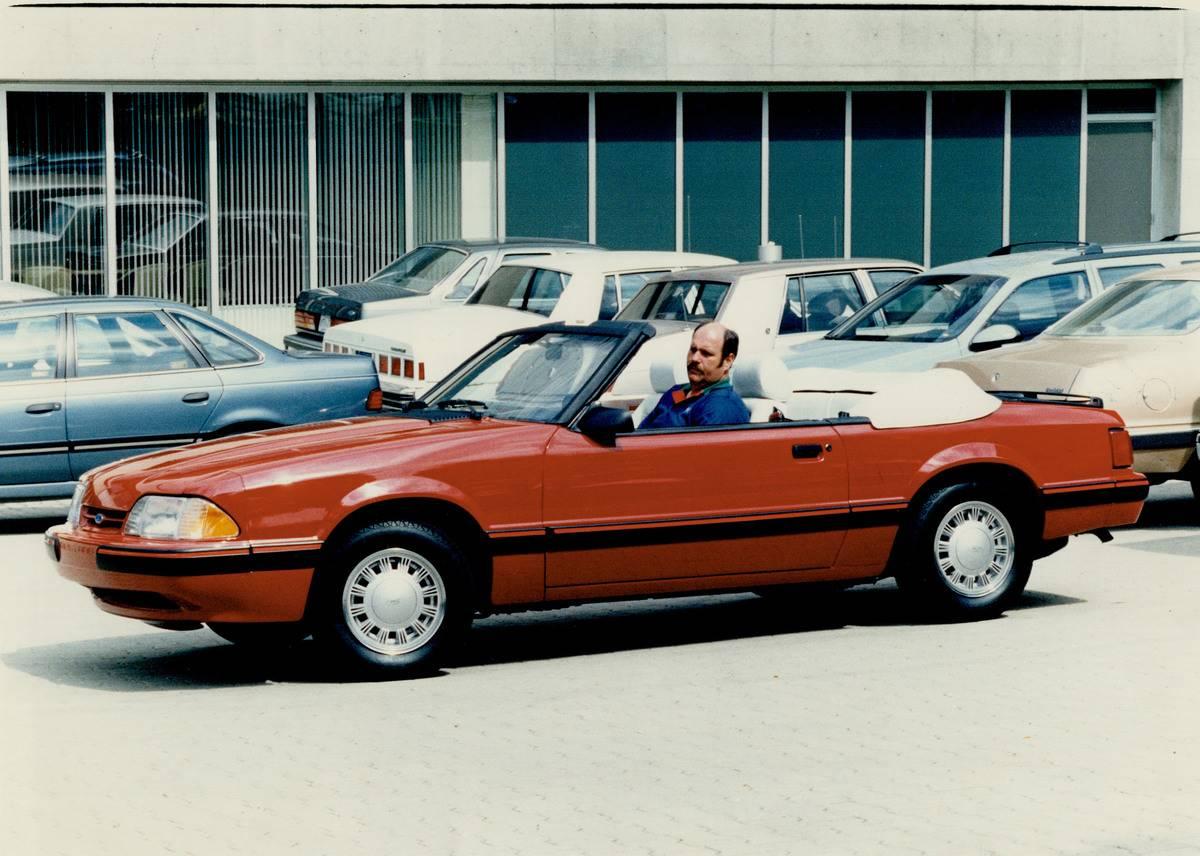 Ford Mustang GT (Fox-body)