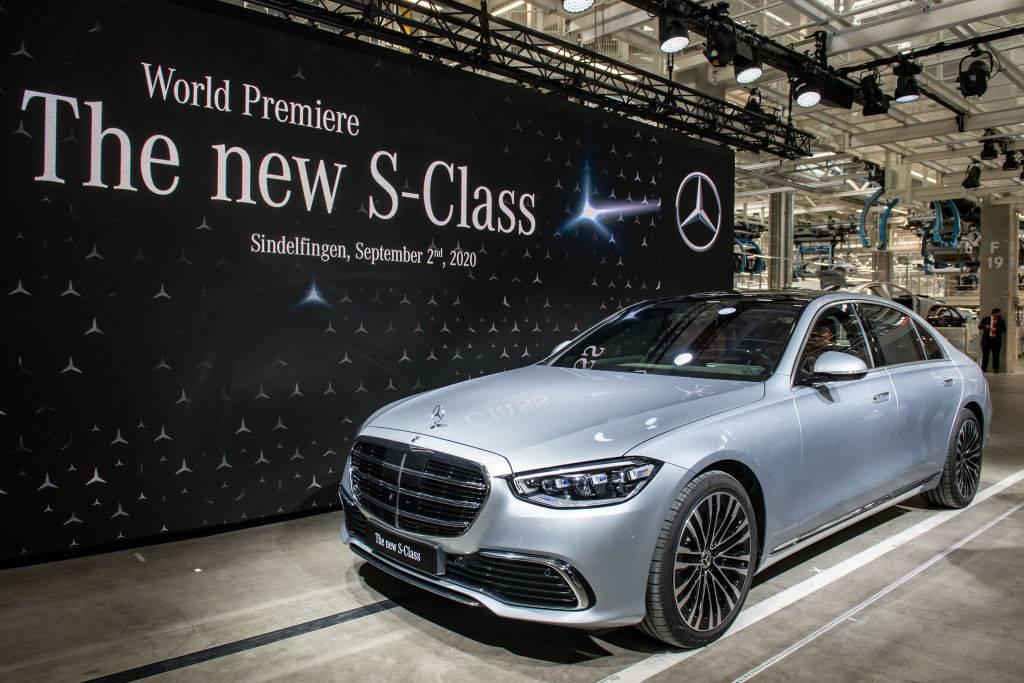 Mercedes-Benz S-Class (W223)
