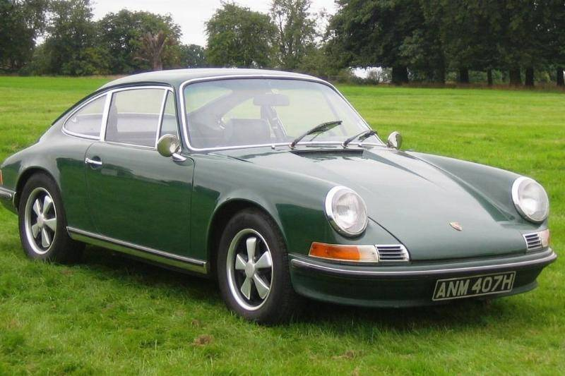 The 1963 Porsche 911 Is Near Perfection