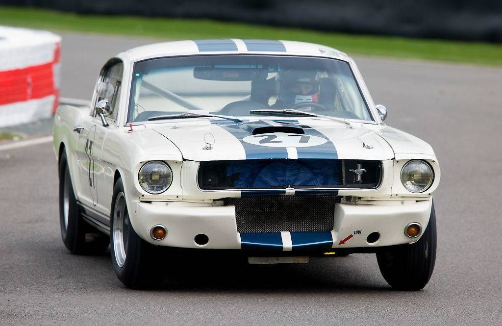 The 1965 Shelby GT350 Looked Like A Race Car