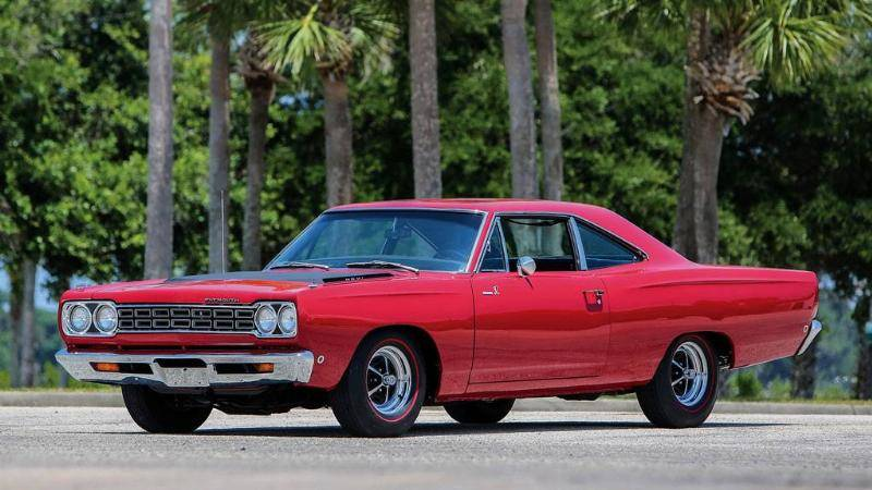 The 1968 Plymouth Roadrunner Hemi Was Simple Yet Sophisticated