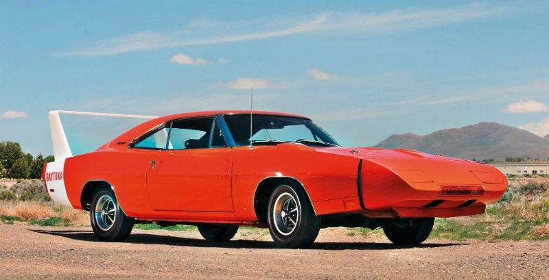 The 1969 Dodge Charger Daytona Was Just Too Fast