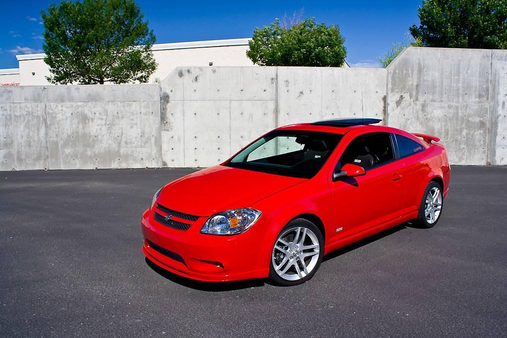 Chevrolet Cobalt SS (Naturally-Aspirated)