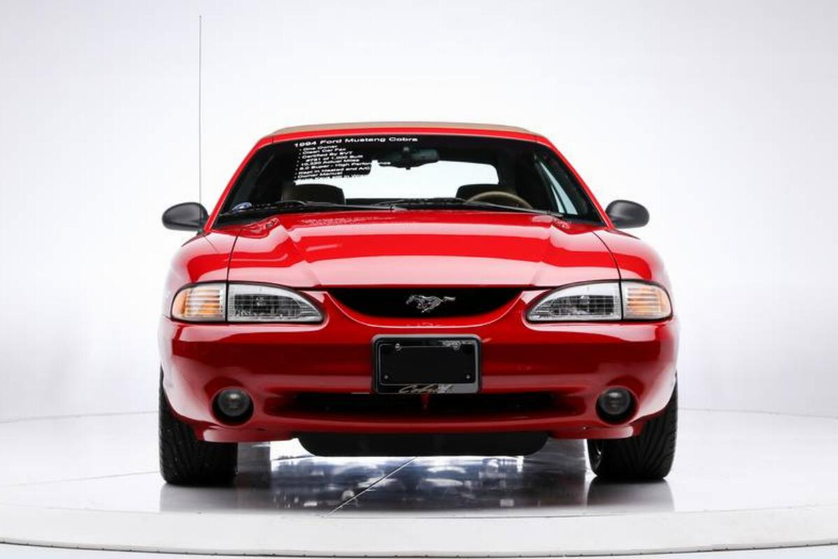 Ford Mustang (Fourth-gen)