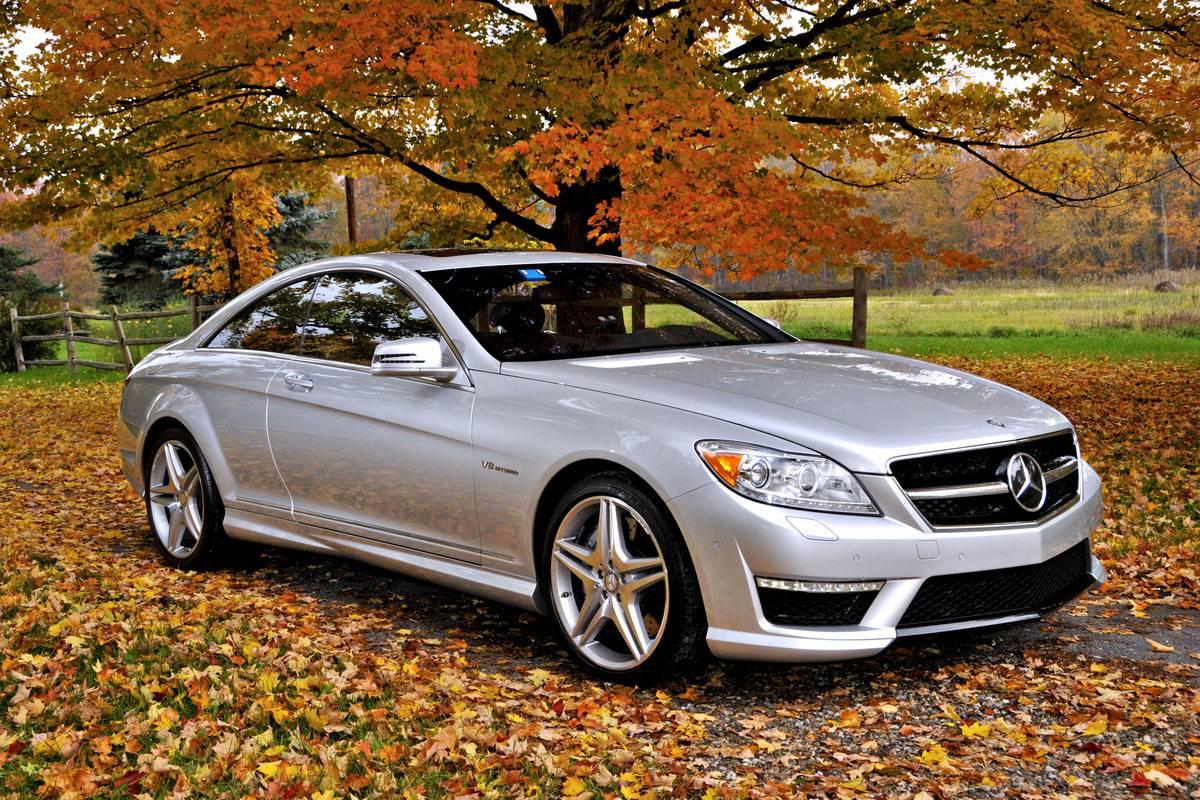 Mercedes-Benz CL Class