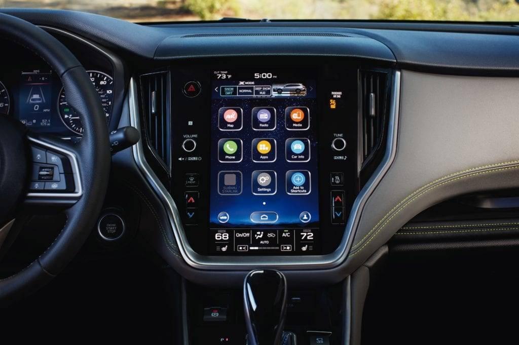Subaru-Starlink-Infotainment-System