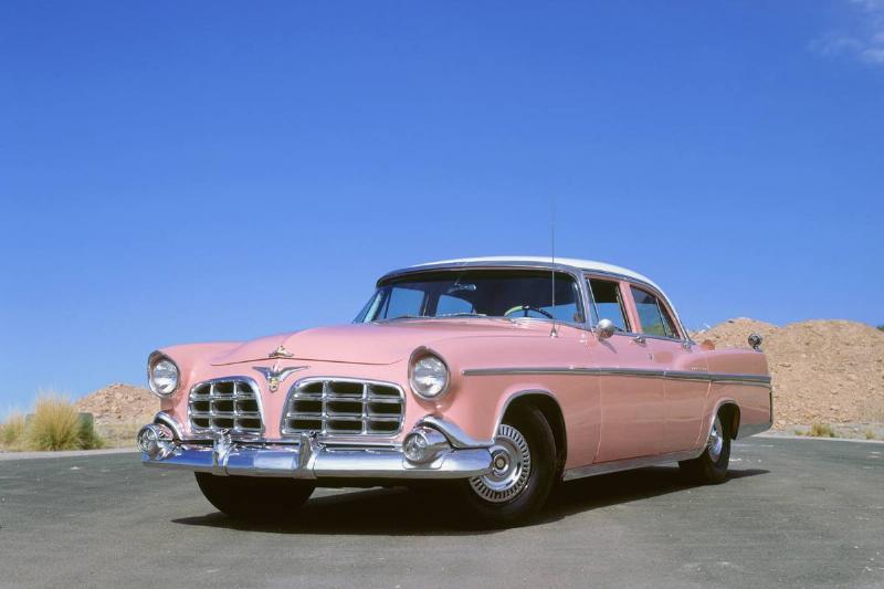 1956 Chrysler Imperial 354 hemi