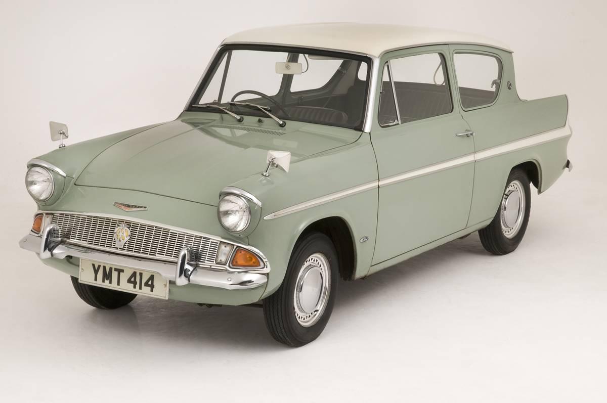 1966 Ford Anglia Super 105E