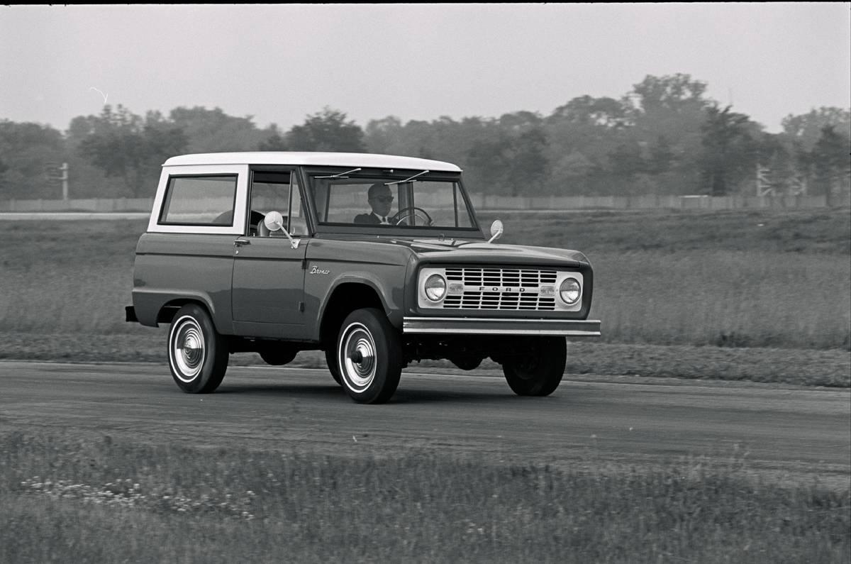 1966 Ford - Mercury - Lincoln Road Shots