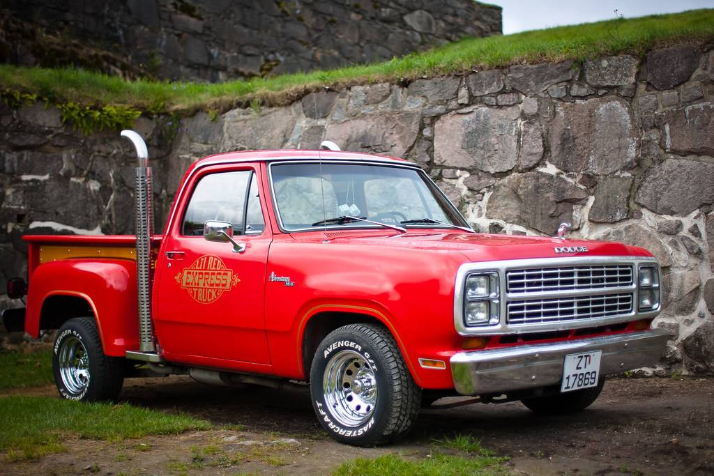 1979- Dodge Lil' Red Express