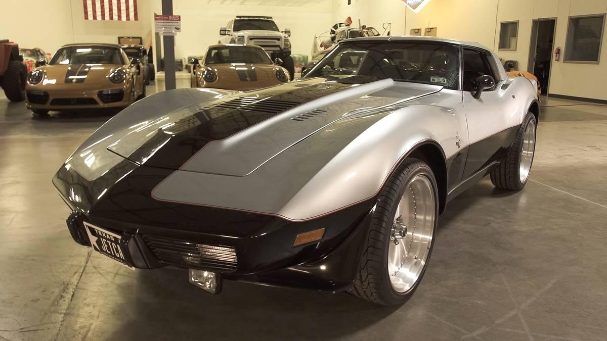 1979 Turbine-Powered Chevrolet Corvette