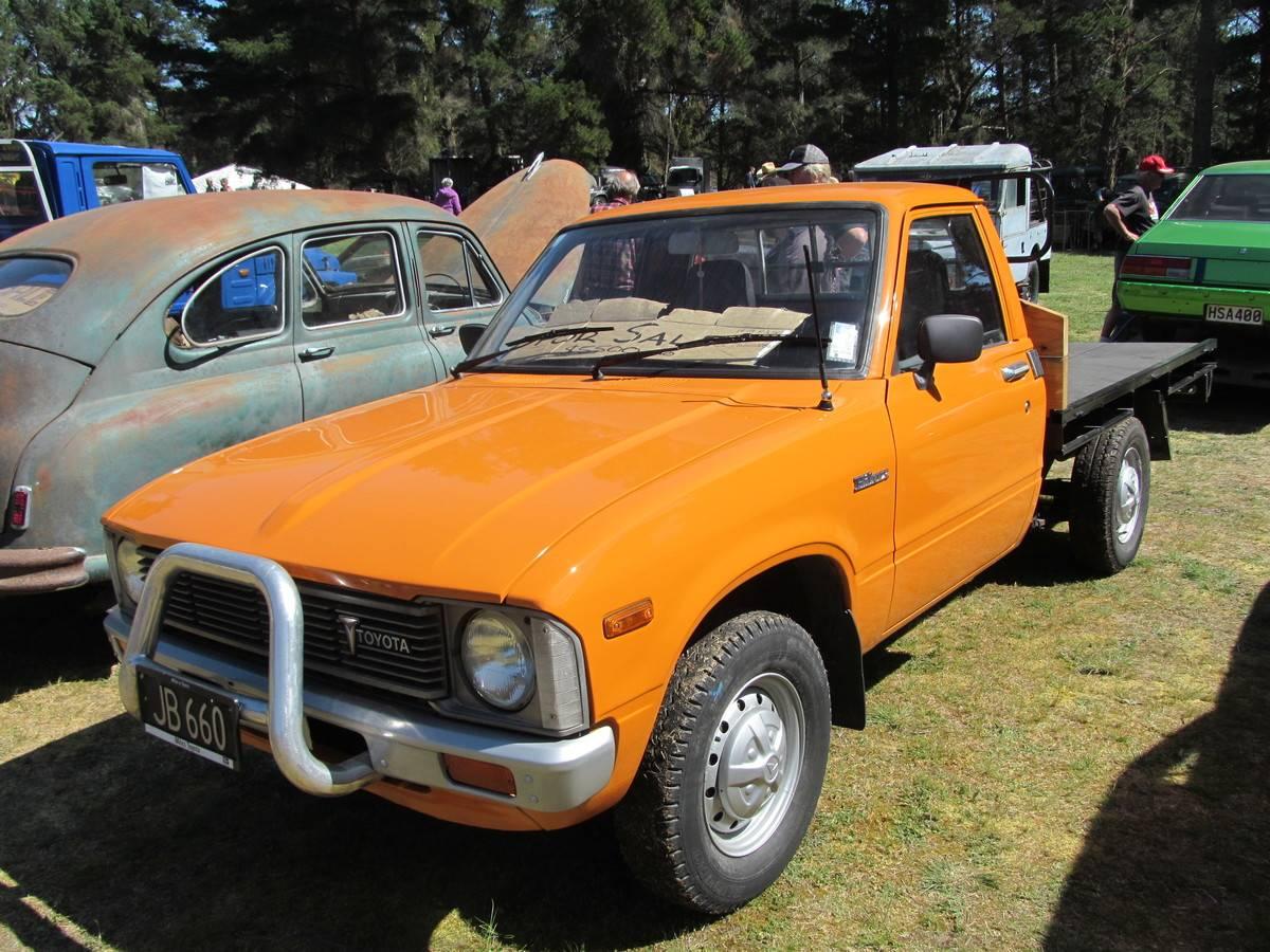 1980- Toyota Hilux