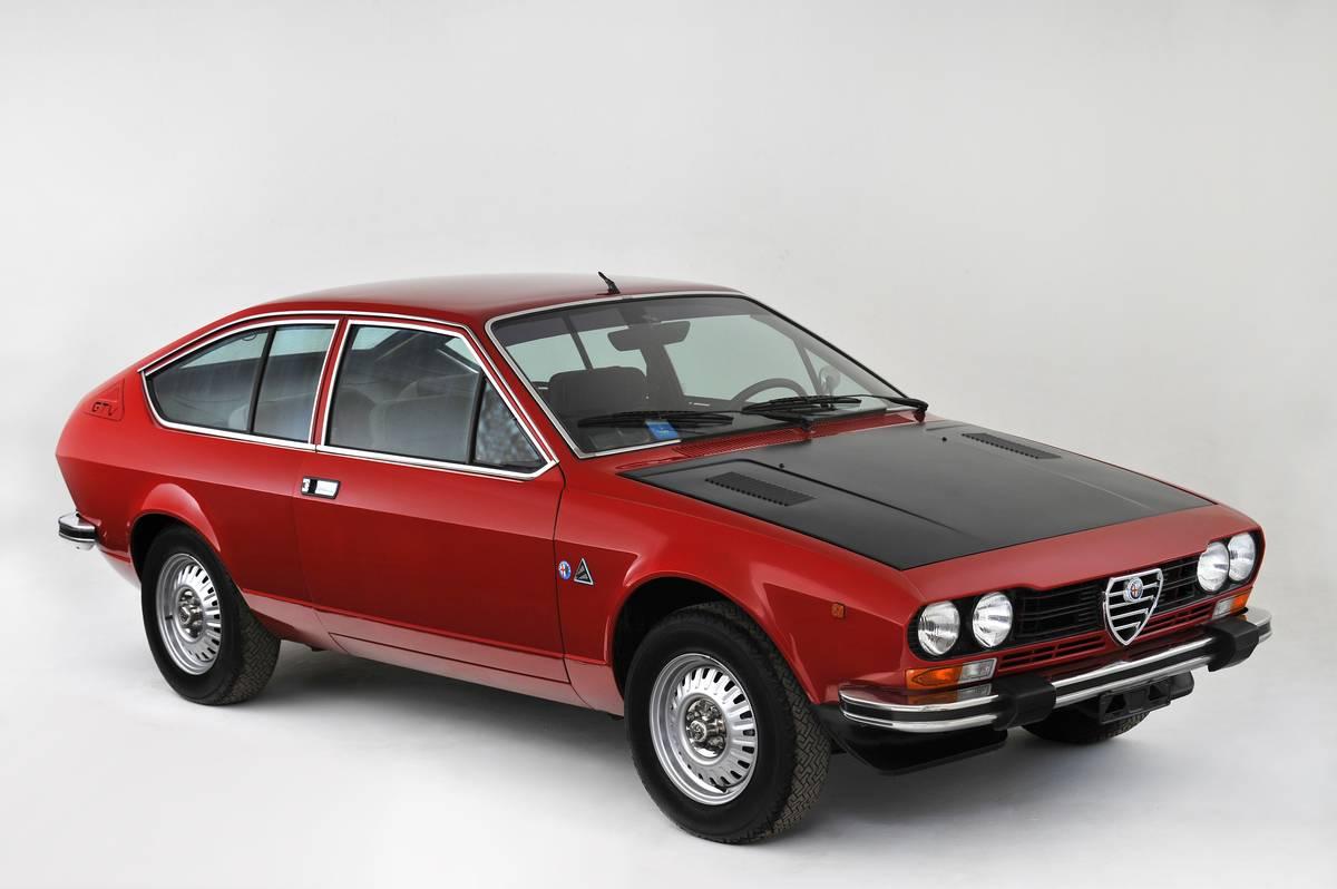 1981 Alfa Romeo Alfetta GTV