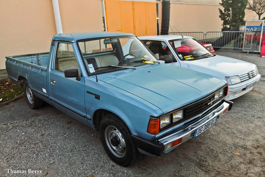 1986- Datsun 720