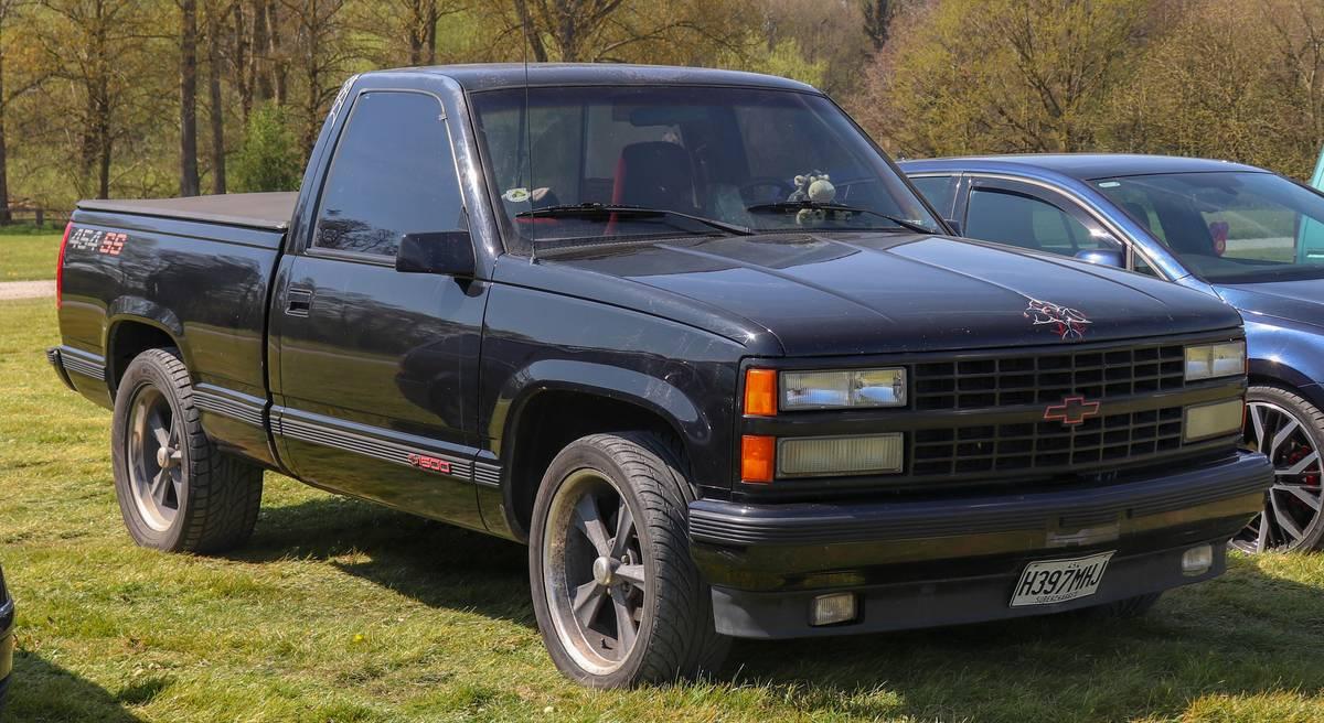 1990- Chevrolet 454 SS