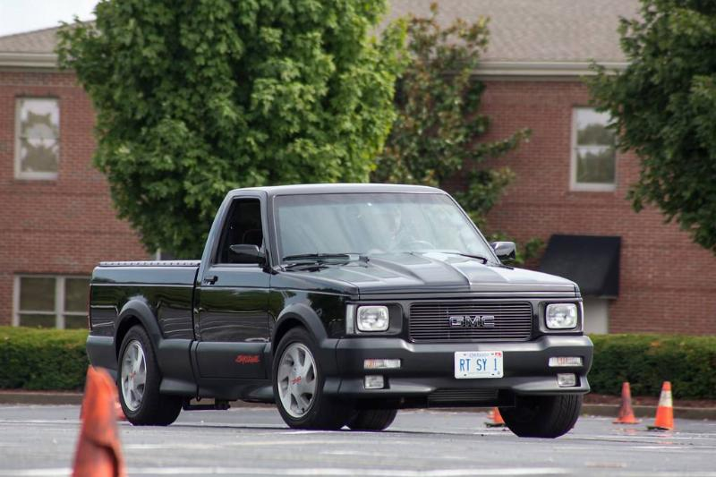 1991- GMC Syclone
