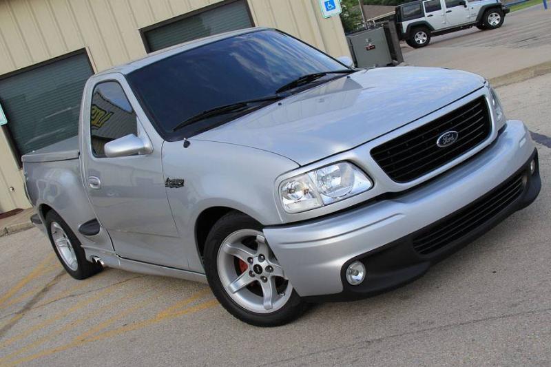 1993- Ford SVT Lightning