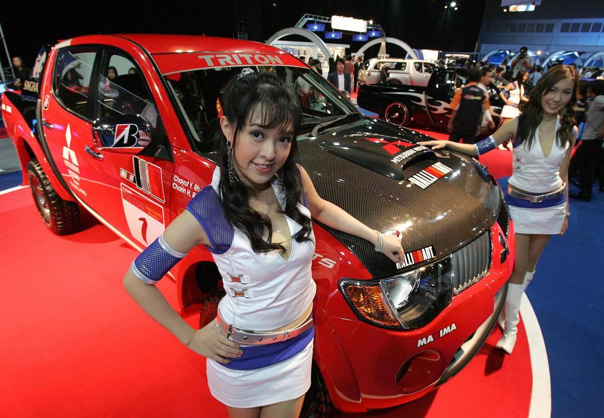 1996- Mitsubishi Triton