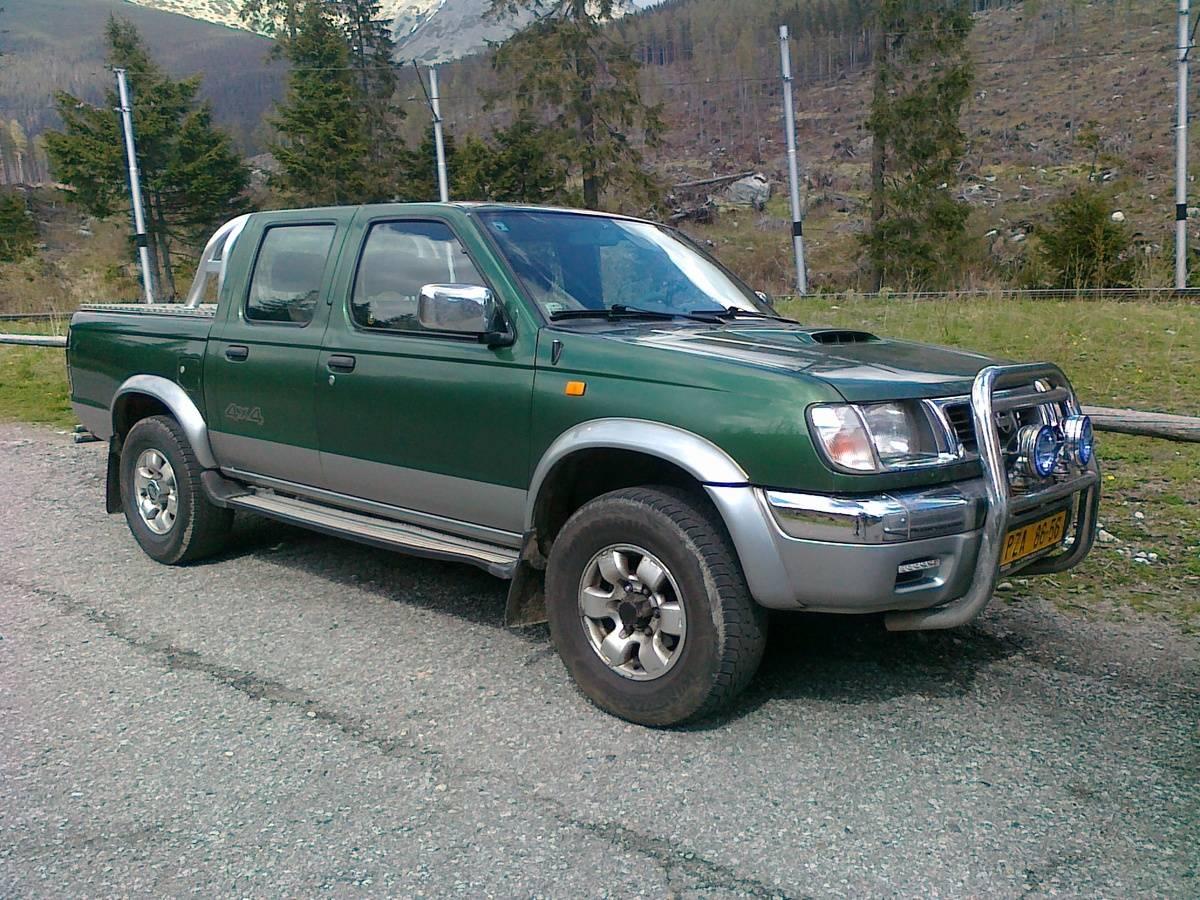 1998- Nissan Navara