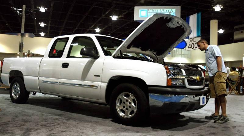 1999- Chevrolet Silverado