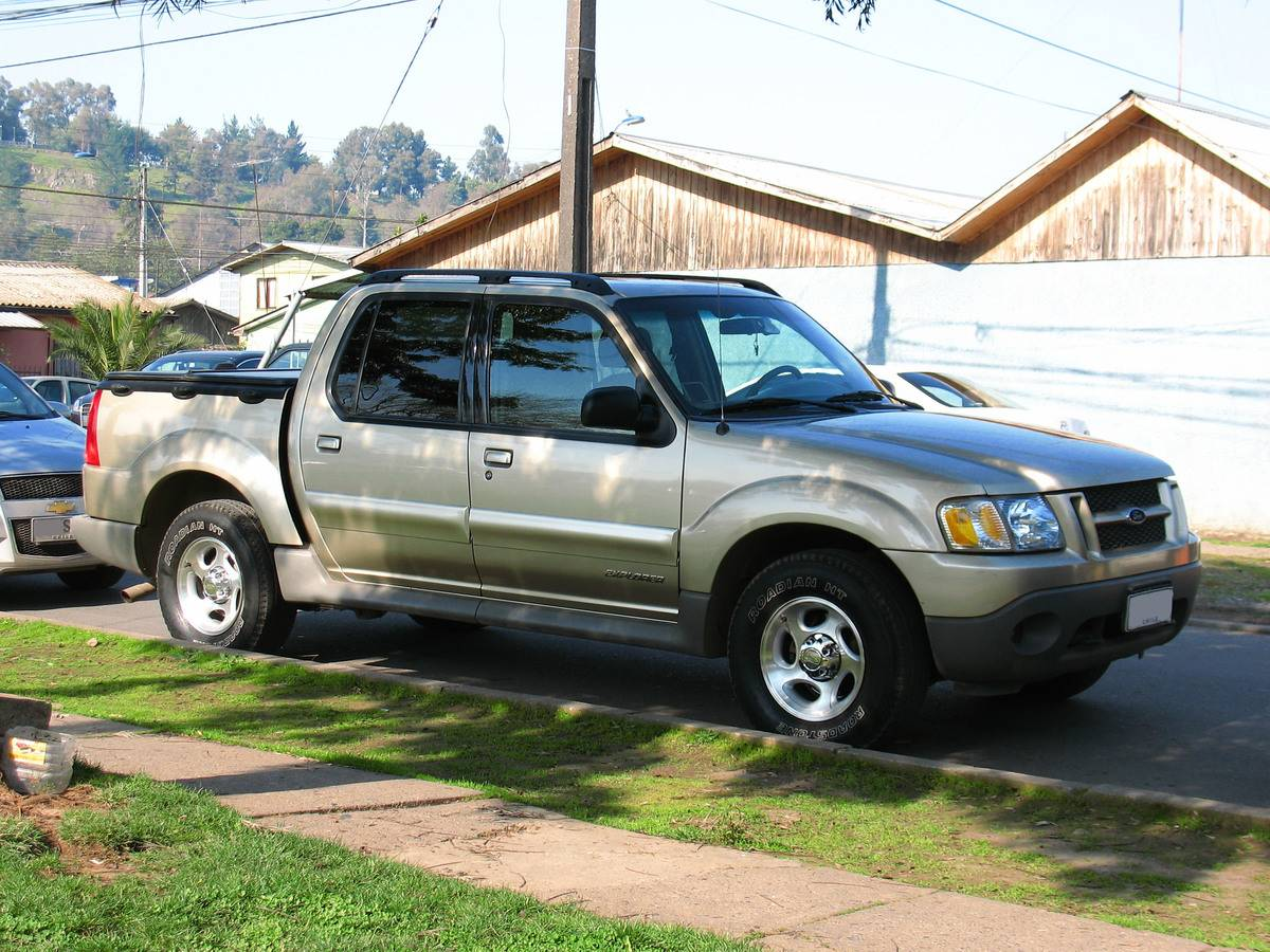 2001- Ford Explorer Sport Trac