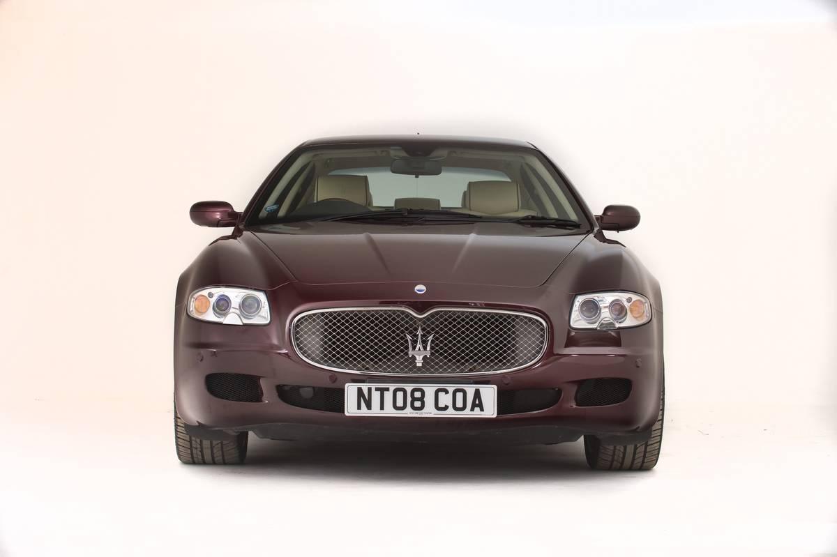 2008 Maserati Quattroporte V.