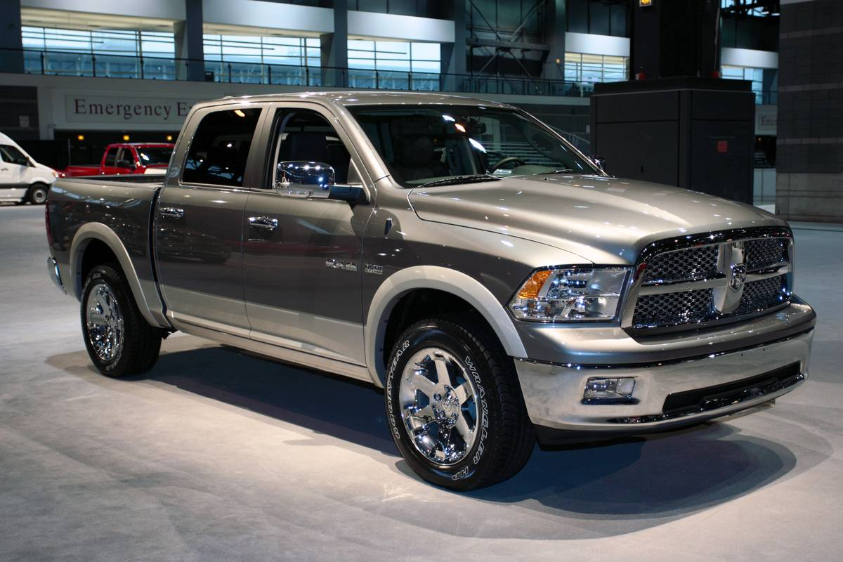 2009- Dodge Ram