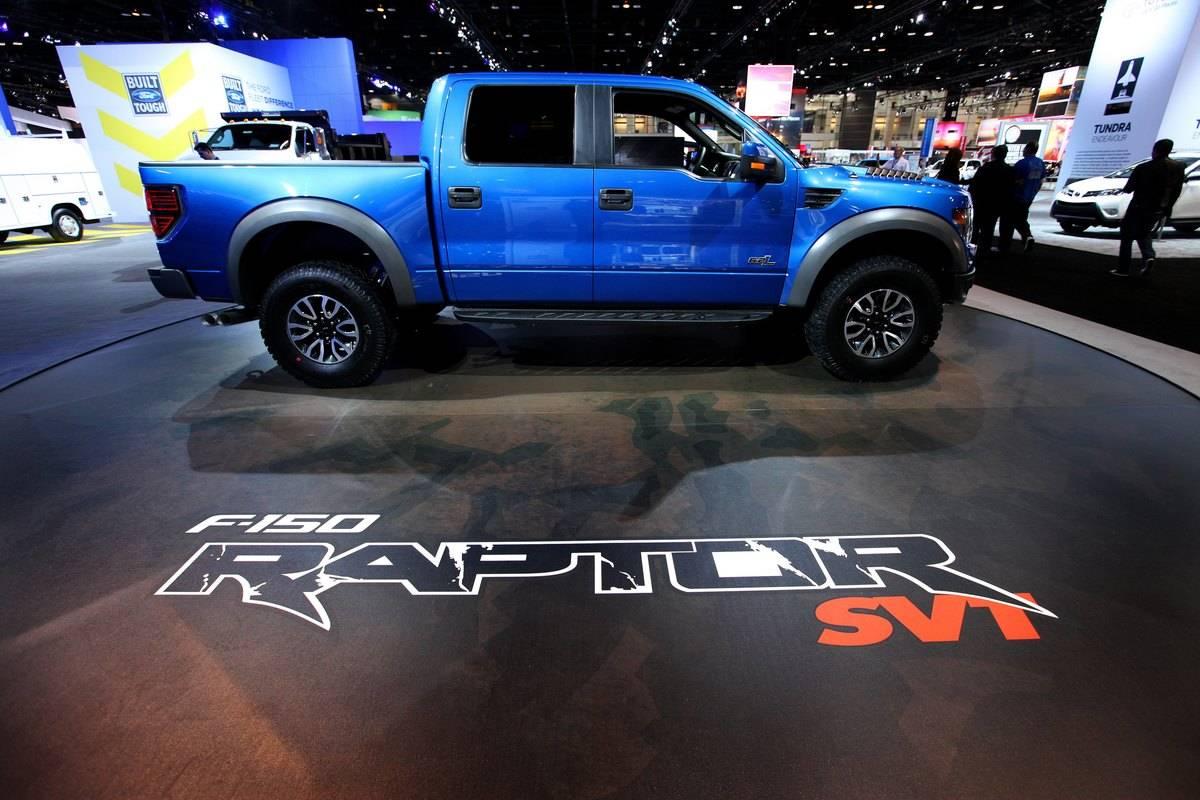 2010- Ford SVT Raptor