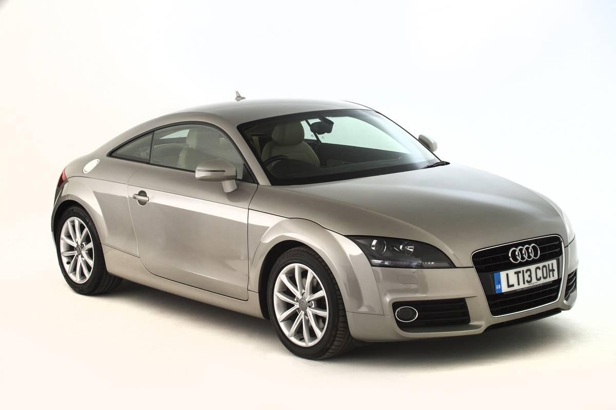 2013 Audi Tt Tfsi.
