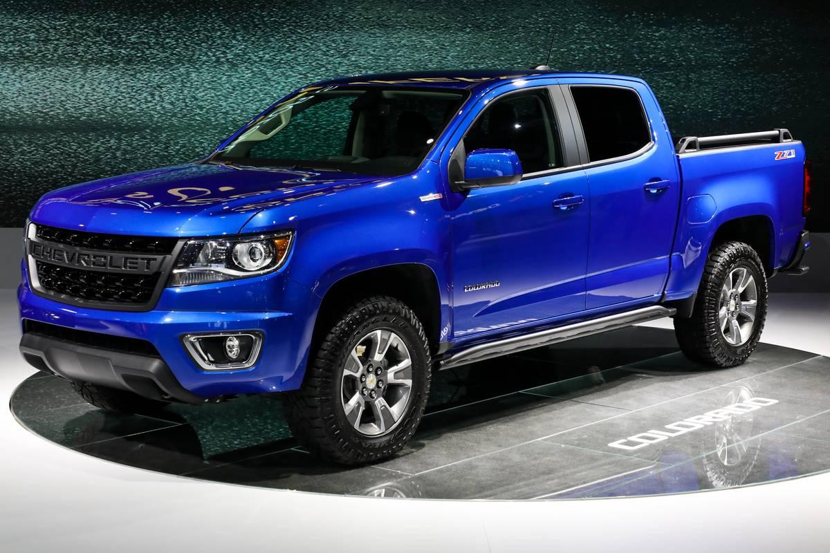 2015- Chevrolet Colorado
