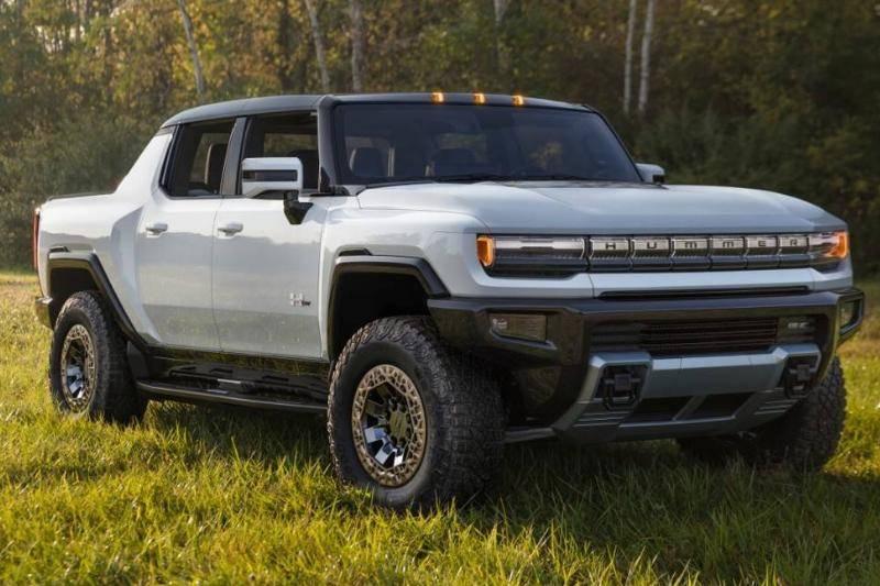 2020- GMC Hummer EV